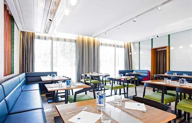 Novotel Rome Eur - Restaurant - 4