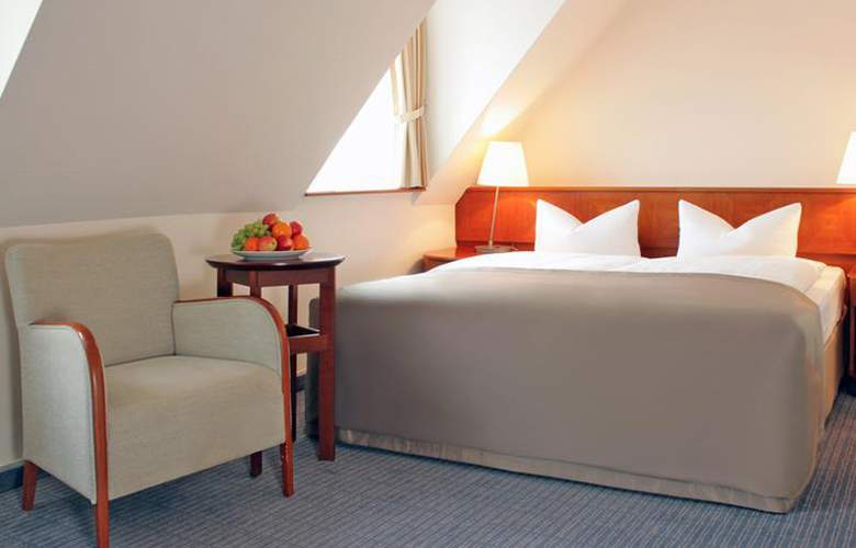 Best Western Hotel Leipzig City Center - Room - 51