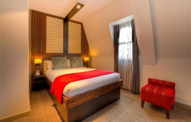 Best Western Maitrise - Hotel - 23