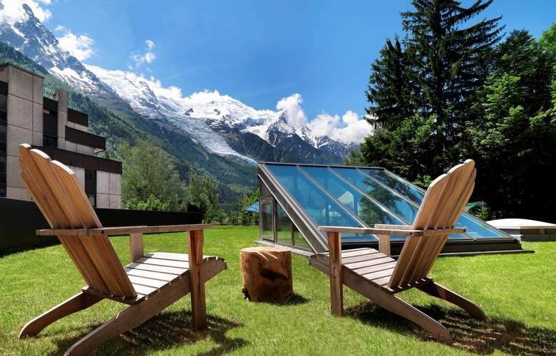 Le Prieure Chamonix - Terrace - 4
