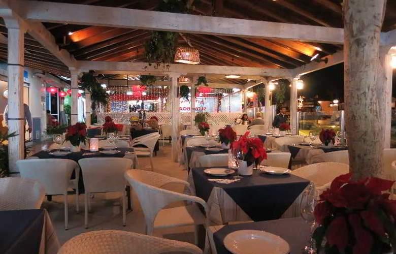Villa Florida - Restaurant - 18