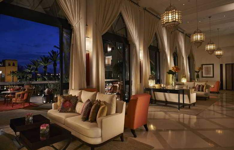 Four Seasons Resort Marrakech - Bar - 3