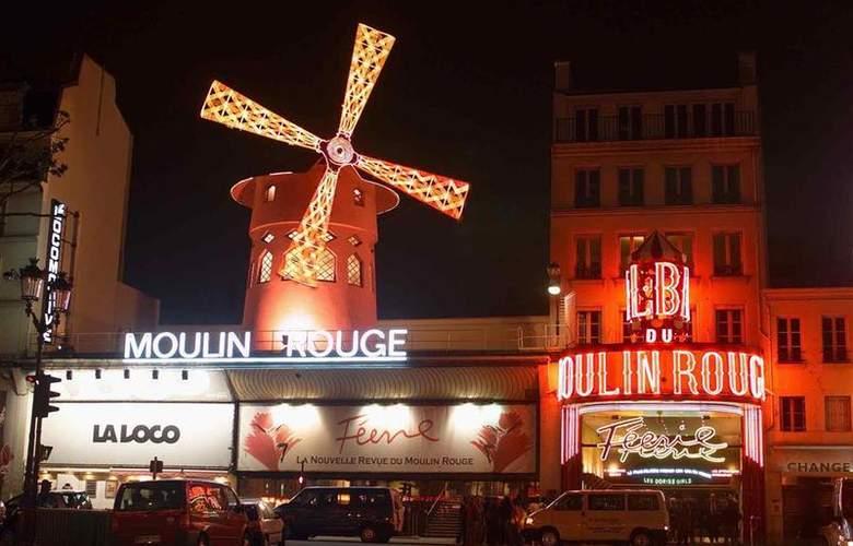 Mercure Paris Champs Elysées - Hotel - 25