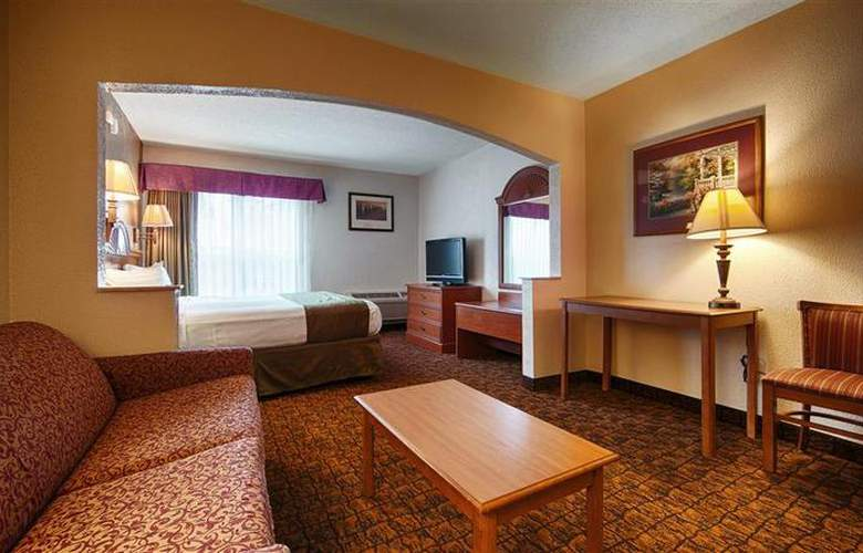 Best Western Suites - Room - 5
