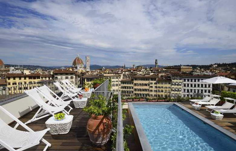 Grand Hotel Minerva - Pool - 18