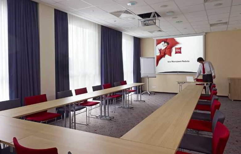 Ibis Warszawa Reduta - Conference - 3