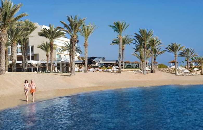 Constantinou Bros Pioneer Beach Hotel - Beach - 9