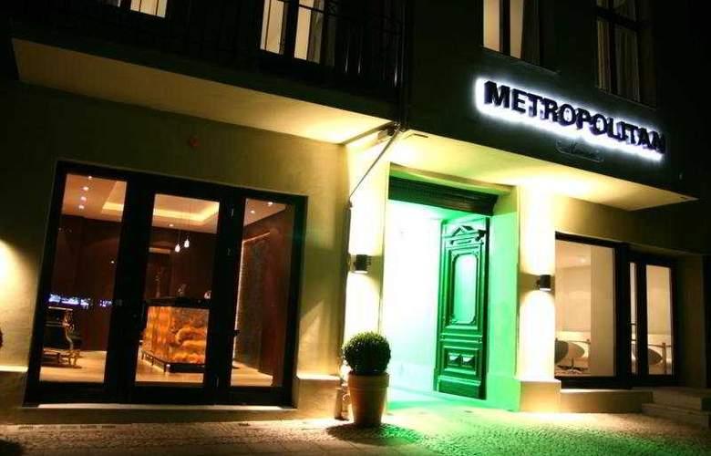 Metropolitan Hansa Hotel - Hotel - 0
