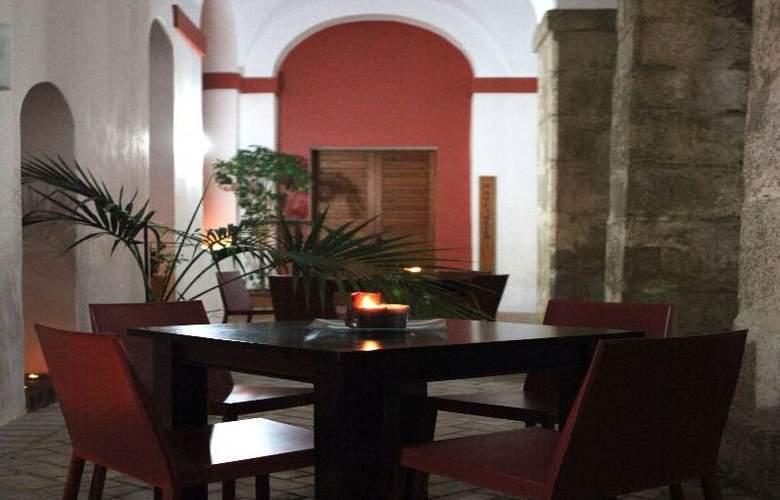 Hotel Convento San Diego - Restaurant - 7