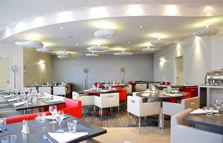 Novotel Lille Centre gares - Restaurant - 65