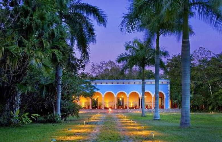 Hacienda Santa Rosa Boutique - Hotel - 10