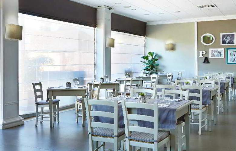 Crowne Plaza Rome-St. Peter's - Restaurant - 13