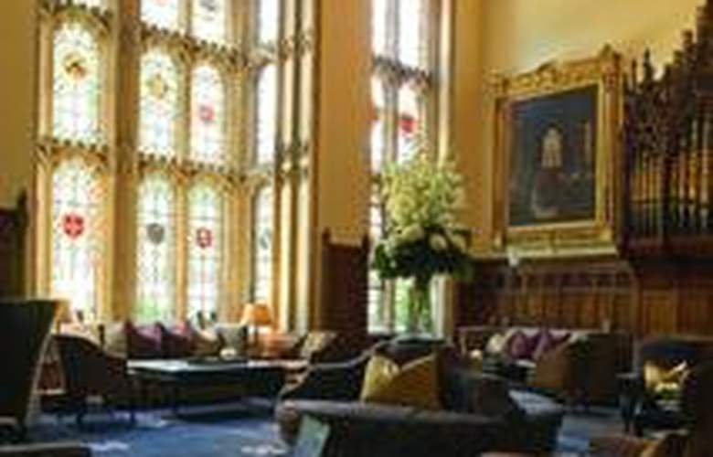 Nutfield Priory Hotel & Spa - Hotel - 0