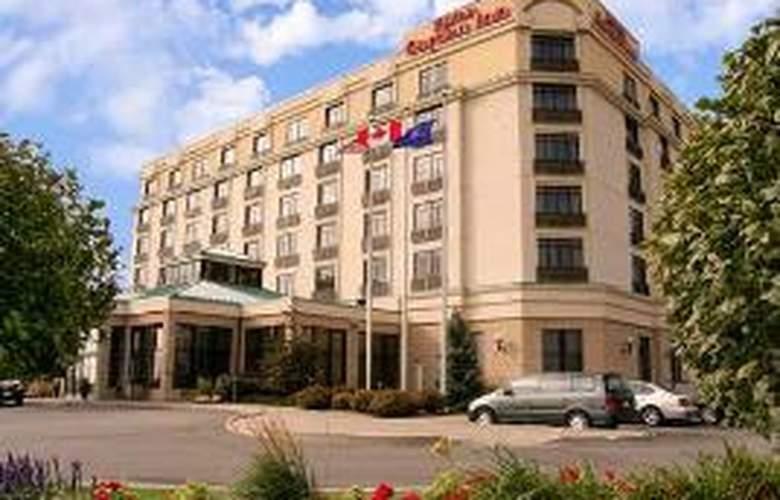 Hilton Garden Inn Toronto Markham - Hotel - 0