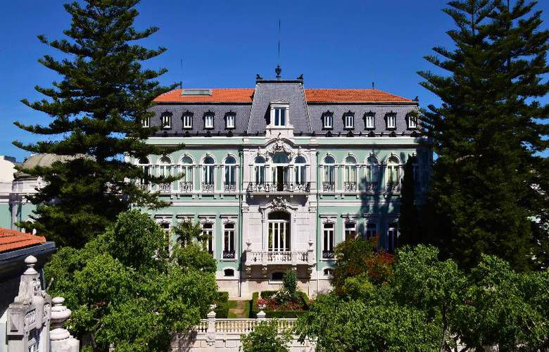 Pestana Palace Hotel and National Monument - Hotel - 11