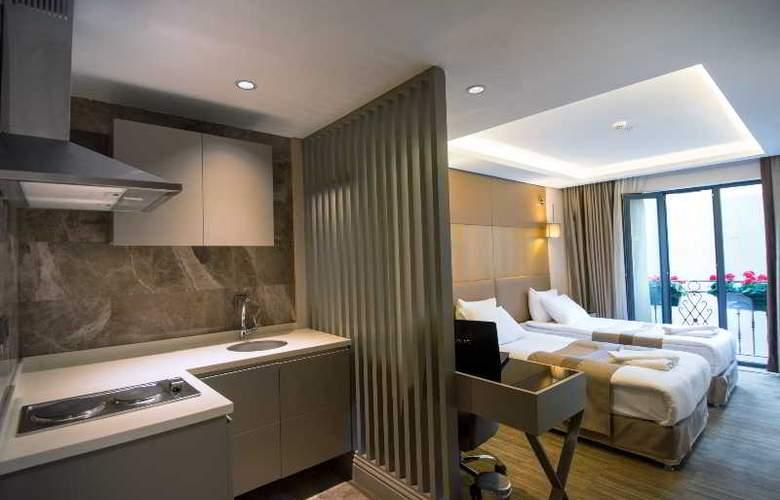 GK Regency Suites - Room - 4
