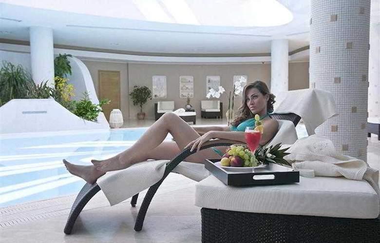 BEST WESTERN PREMIER Villa Fabiano Palace Hotel - Hotel - 47