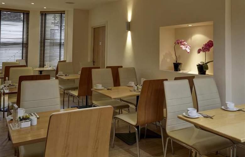 ibis Styles London Gloucester Road - Restaurant - 6