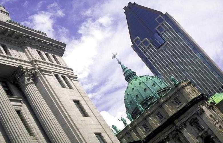 Le Centre Sheraton Hotel Montreal - Hotel - 11