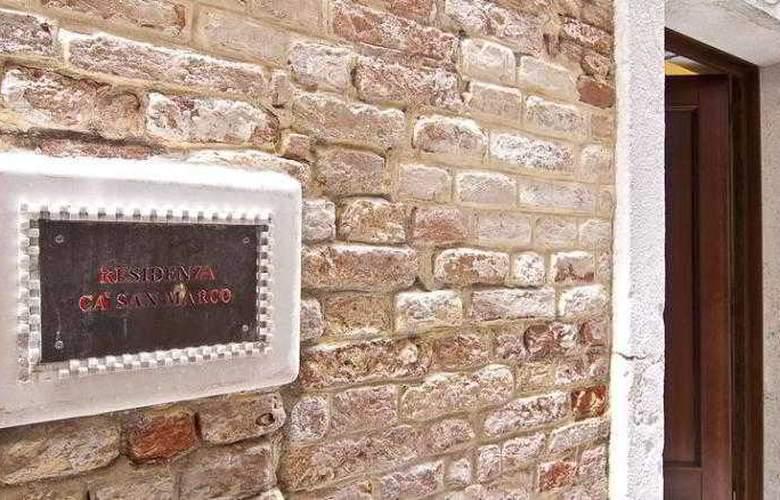 Residenza Ca' San Marco - Hotel - 0