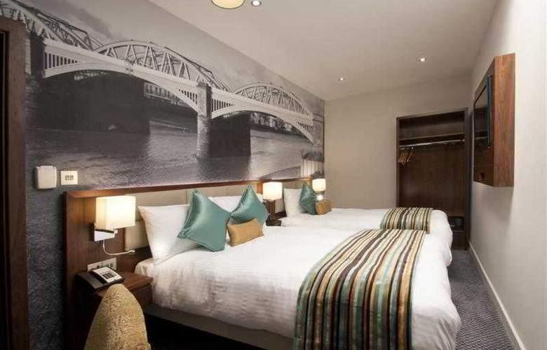 Best Western Plus Seraphine Hotel Hammersmith - Hotel - 51