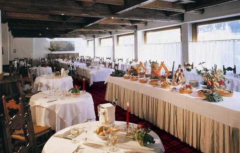 Savoia Palace - Restaurant - 3