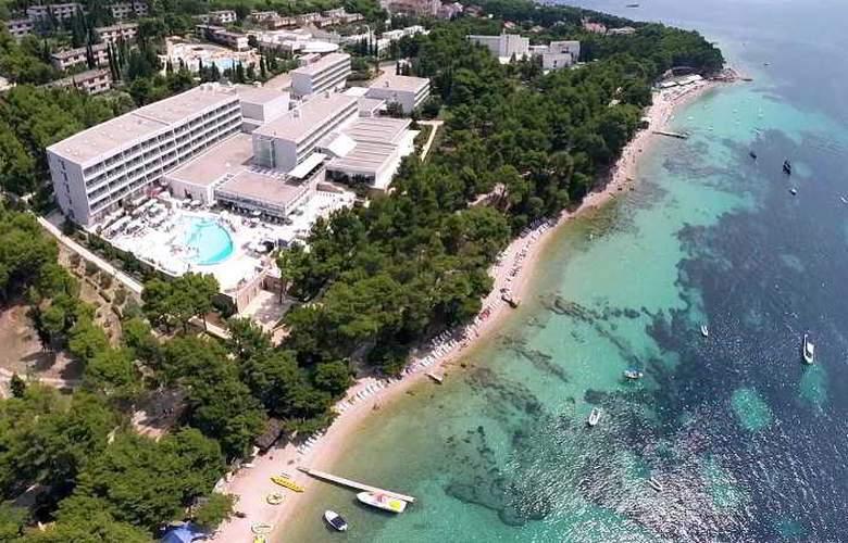 Bluesun Hotel Elaphusa - Beach - 25