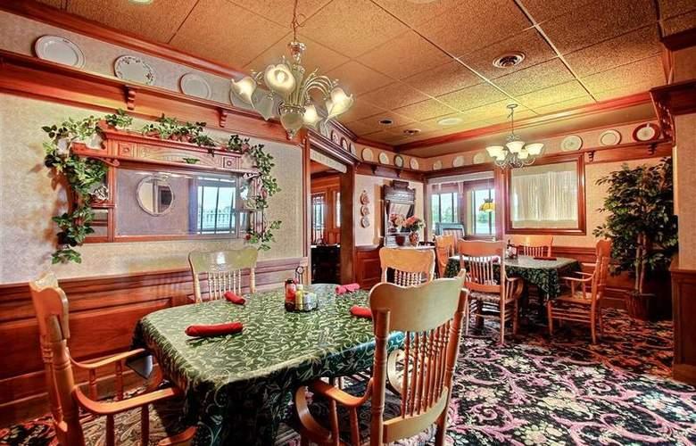 Best Western Greenfield Inn - Restaurant - 88