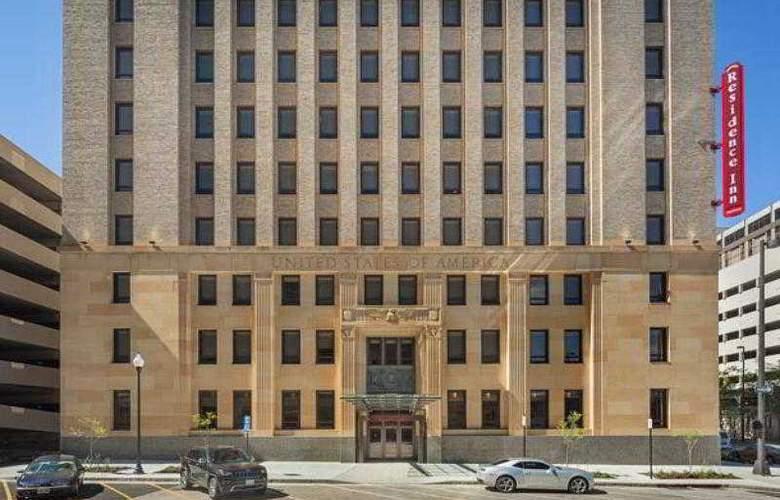 Residence Inn Omaha Downtown - Hotel - 7