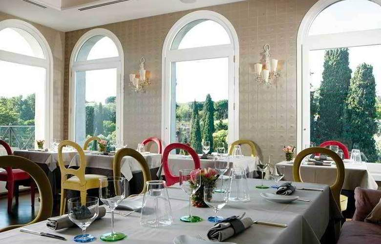 Luxury Manfredi Apartments - Restaurant - 6