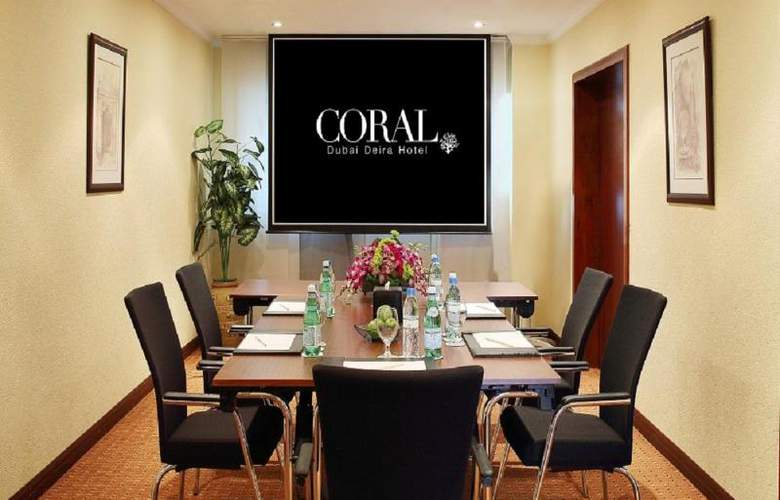 Coral Deira Dubai - Conference - 40