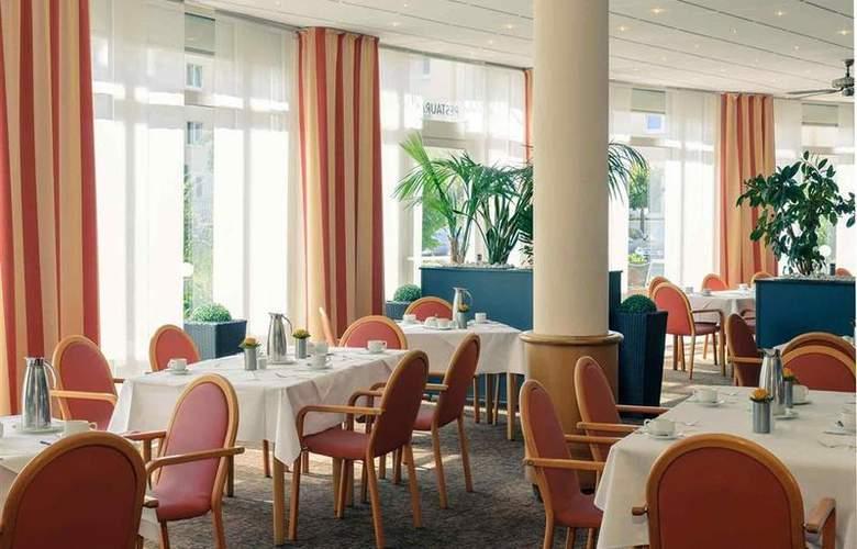 Best Western Amedia Frankfurt Airport - Restaurant - 16
