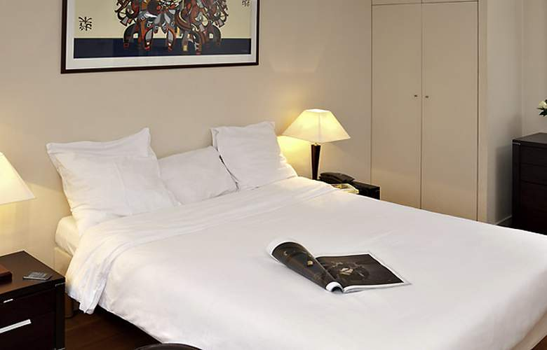 Adagio Access Paris Tour Eiffel Saint Charles - Room - 0