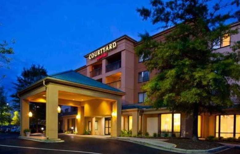 Courtyard Birmingham Colonnade - Hotel - 12