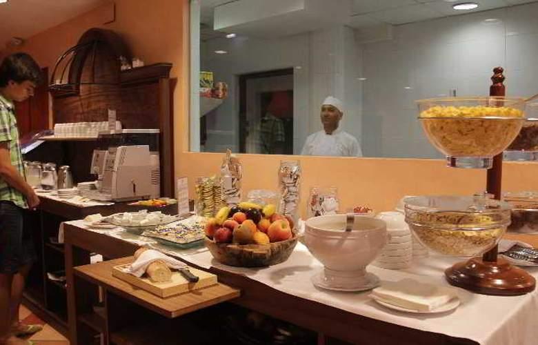 URH Vila de Tossa - Restaurant - 8