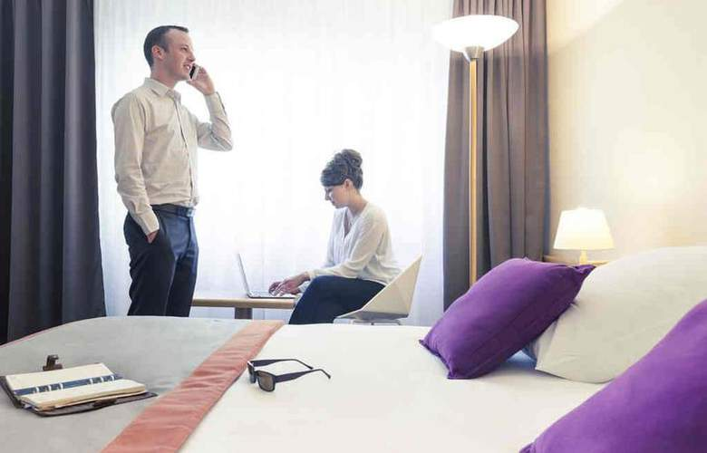 Mercure Reims Parc des Expositions - Room - 14