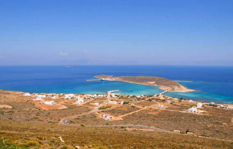 Kythira Golden Resort - Beach - 20