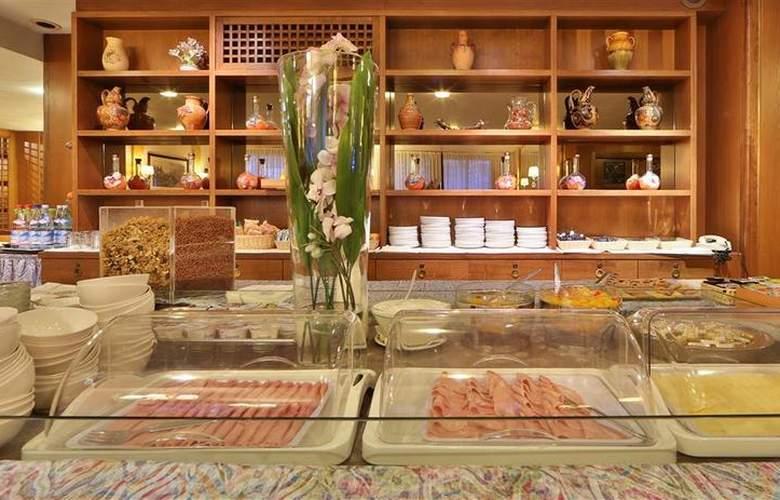 Best Western Hotel Palladio - Restaurant - 72