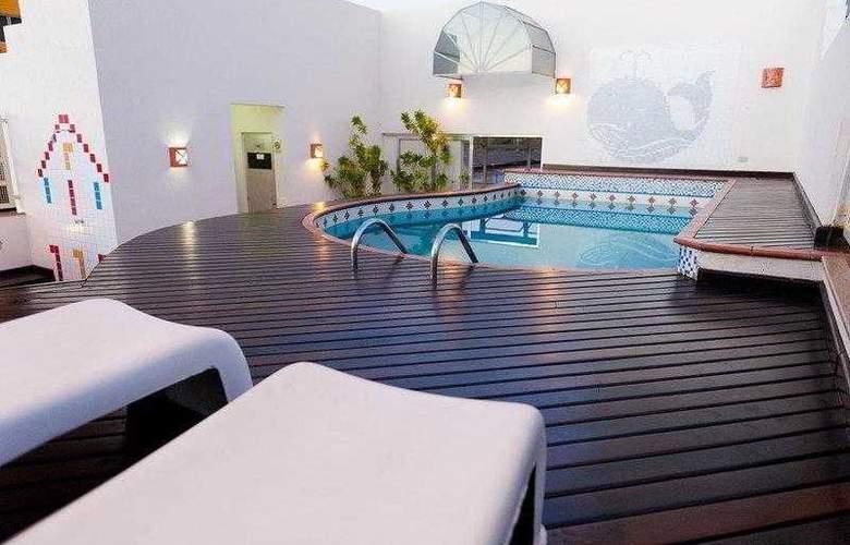 Best Western Hotel Taroba Express - Hotel - 56