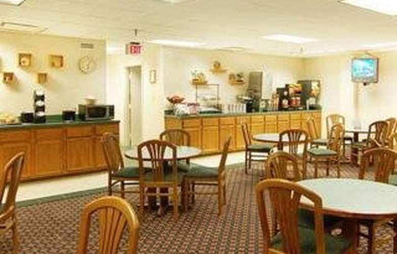 Comfort Inn Arlington Blvd/DC Gateway - Restaurant - 6