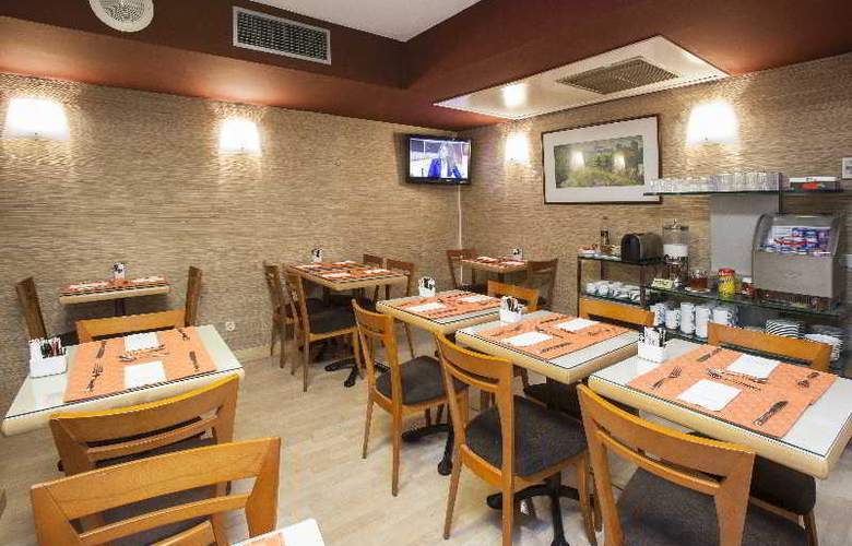 Aparthotel Senator Barcelona - Restaurant - 24