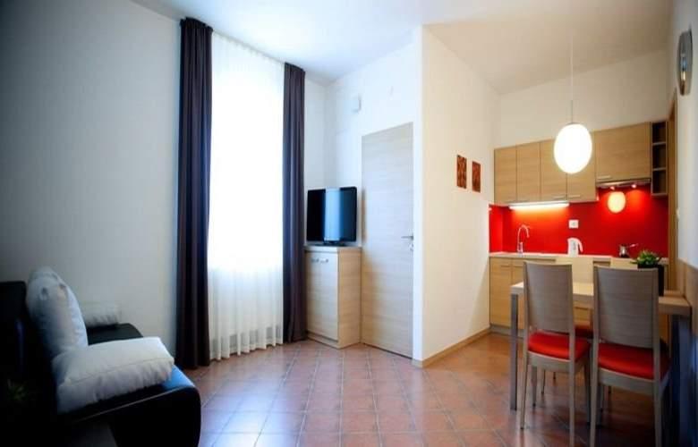 Ahotel Ljubljana - Room - 12
