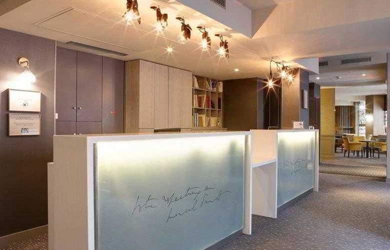 Best Western Hôtel Littéraire Premier Le Swann - Hotel - 26