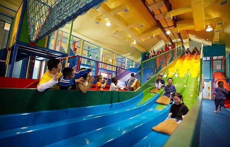 Golden Sands Resort by Shangri-La, Penang - Sport - 20