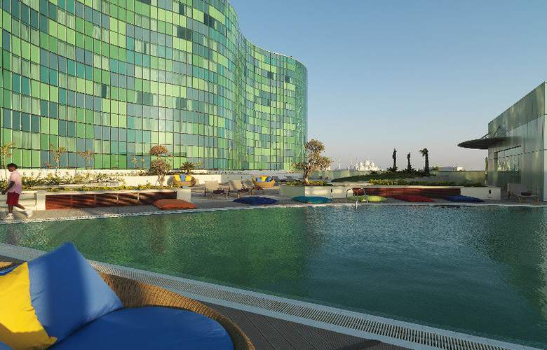 Hilton Capital Grand Abu Dhabi - Hotel - 4