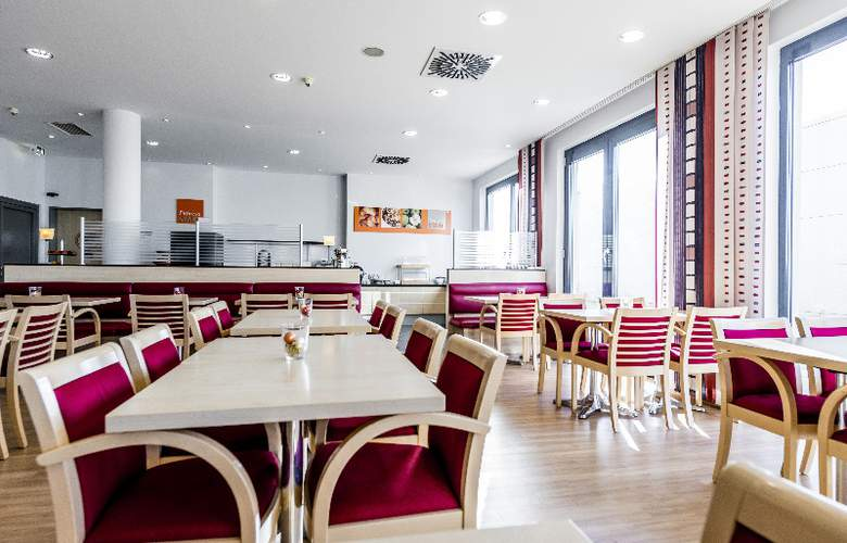 Holiday Inn Express München-Messe - Restaurant - 10