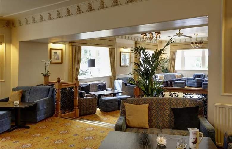 Best Western Strathaven Hotel - Bar - 61