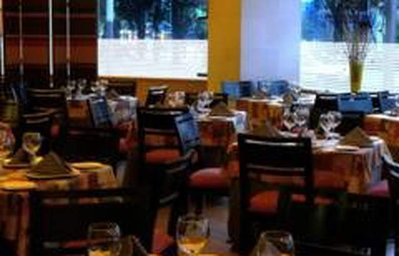 Four Points by Sheraton Mexico City - Restaurant - 4