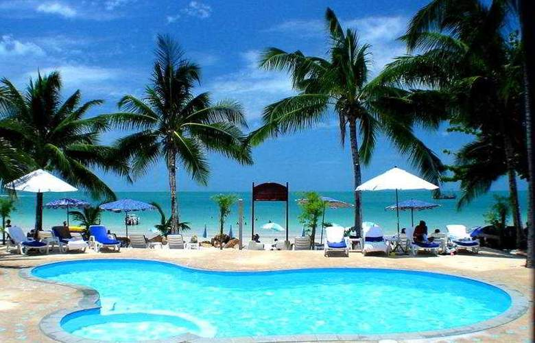 Seascape Beach Resort - Pool - 7