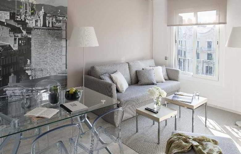 Eric Vokel Gran Via Suites - Room - 14